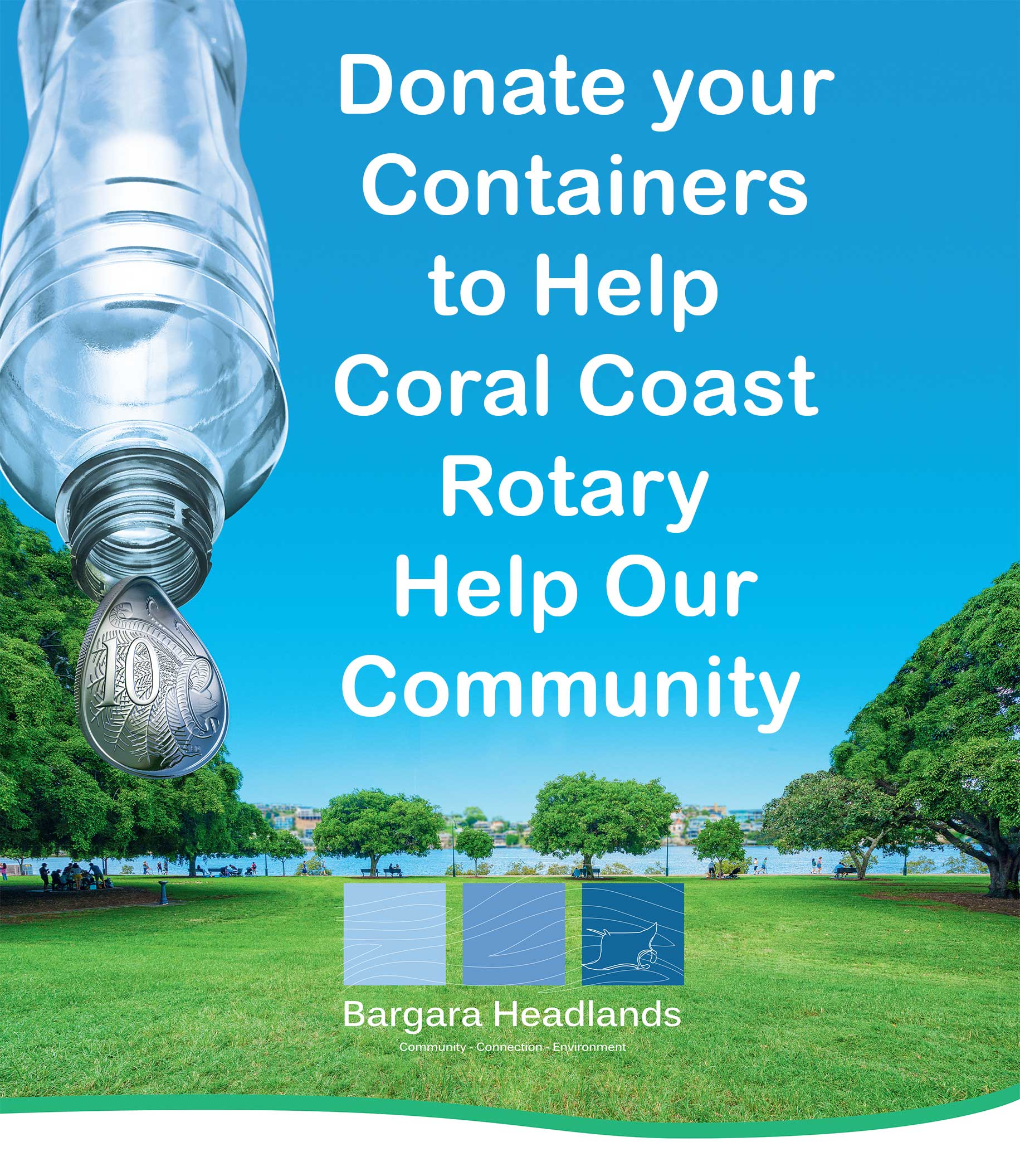 Containers 4 Change - Coral Coast Rotary